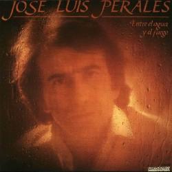 Jose Luis Perales – Entre El Agua Y El Fuego - LP Vinyl Album