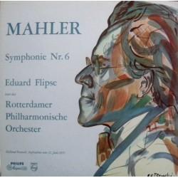 Mahler - Eduard Flipse leitet das Rotterdamer Philharmonische Orchester – Symphonie Nr. 6 - Double LP Vinyl Album