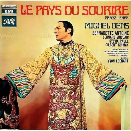 Franz Lehar - Le Pays du Sourire - Double LP Vinyl Album