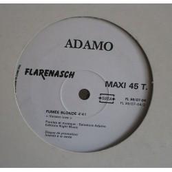 Adamo – Fumée Blonde - Maxi Vinyl 12 inches - Promo