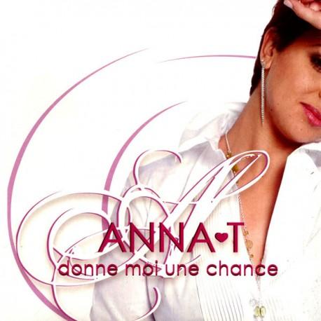 Anna T – Donne Moi Une Chance - Maxi Vinyl 12 inches