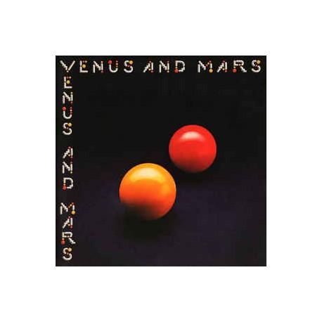 Wings (Paul McCartney) – Venus And Mars - LP Vinyl Album + 2 Posters