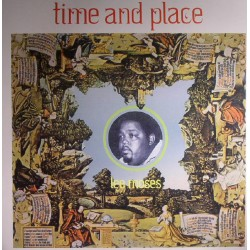 Lee Moses - Time and Place - LP Vinyl Album