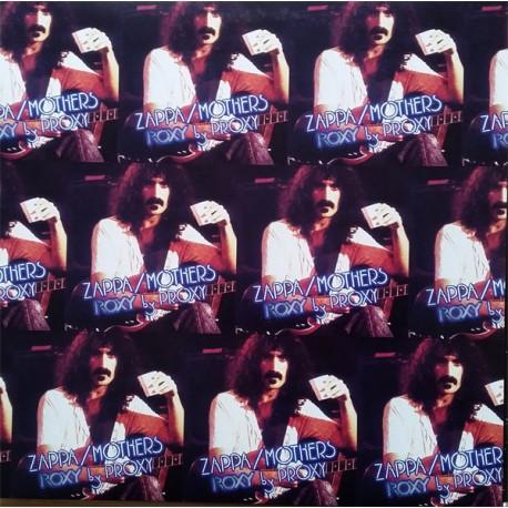 Frank Zappa & Mothers – Roxy By Proxy - Double LP Vinyl Album - Coloured Red