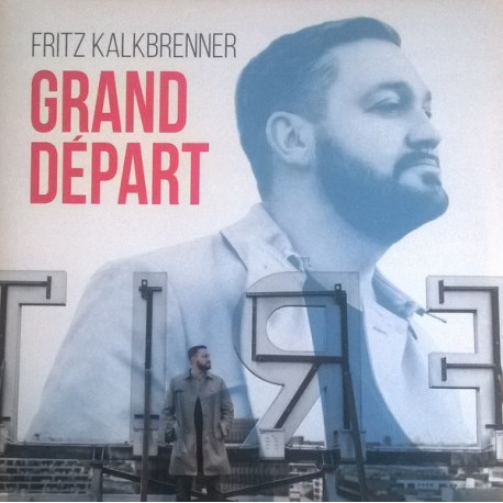 Fritz Kalkbrenner ‎– Grand Départ - Double LP Vinyl Album