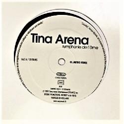 Tina Arena – Symphonie De L'Âme - Maxi Vinyl 12 inches Promo