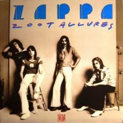 Zappa - Zoot Allures - LP Vinyl Album