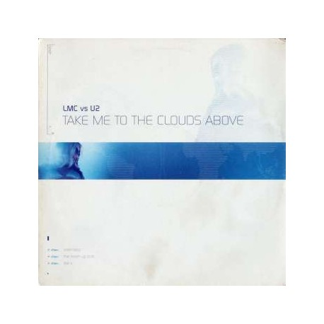 LMC vs. U2 ‎– Take Me To The Clouds Above - Maxi Vinyl 12 inches