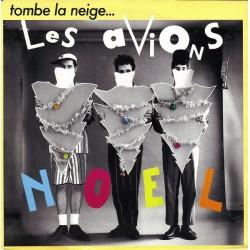 Les Avions – Noël - Tombe La Neige - Maxi Vinyl 12 inches