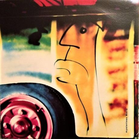 U2 – Mysterious Ways - Maxi Vinyl 12 inches - Australia