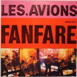 Les Avions – Fanfare - Maxi Vinyl 12 inches