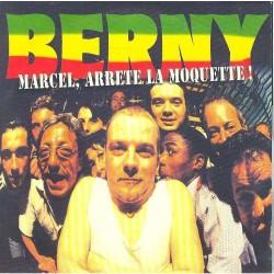 Berny - Marcel, Arrête La Moquette - Maxi Vinyl 12 inches