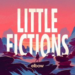 Elbow ‎– Little Fictions - LP Vinyl Album Gatefold