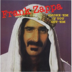 Frank Zappa ‎– Smoke 'Em If You Got 'Em - Double LP Vinyl Album - Coloured Purple