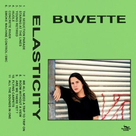 Buvette – Elasticity- LP Vinyl Album + MP3 Code