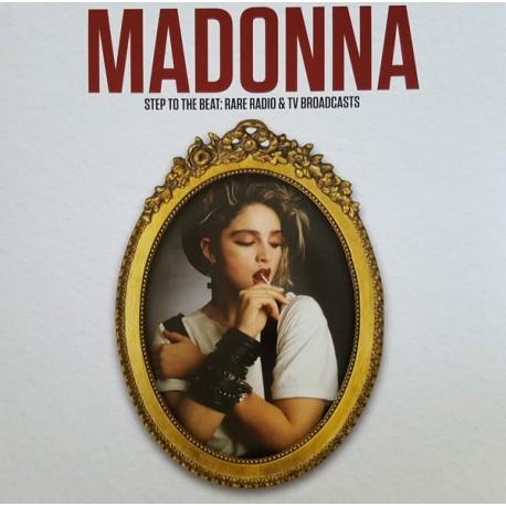 Madonna – Step To The Beat - Rare Radio & TV Broadcasts - LP Vinyl Album
