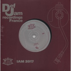 IAM ‎– 2017 - 7 inches - 45RPM