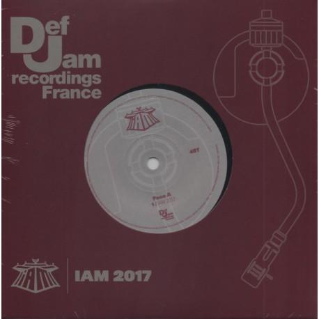 IAM – 2017 - 7 inches - 45RPM