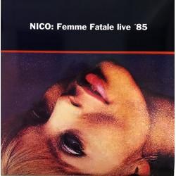 Nico – Femme Fatale Live '85 - LP Vinyl Album