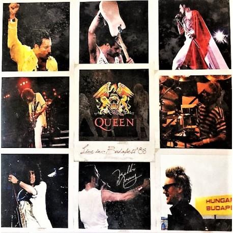 Queen – Live in Budapest '86 - Double LP Vinyl Album