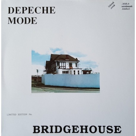Depeche Mode – Bridgehouse - LP Vinyl Album