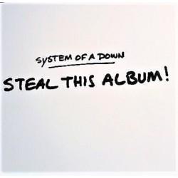 System Of A Down – Steal This Album! - LP Vinyl Album