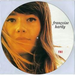 Françoise Hardy – FHI - LP Vinyl Album - Picture Disc