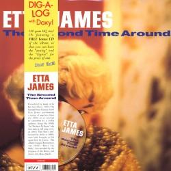 Etta James – The Second Time Around - LP Vinyl + CD Album