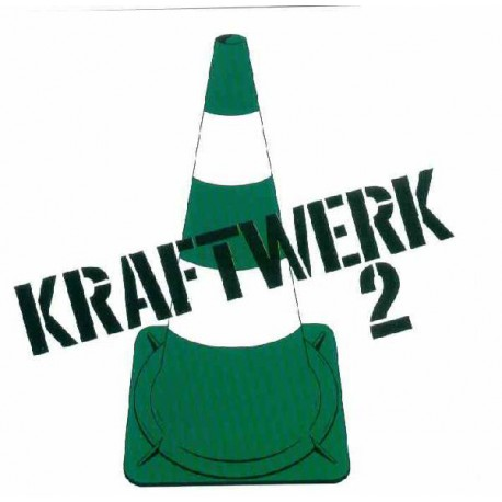 Kraftwerk – Kraftwerk 2 - LP Vinyl Album - Coloured Green