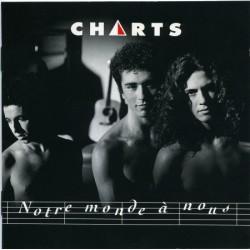 Charts ( Calogero ) – Notre Monde A Nous - CD Album