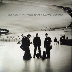 U2 ‎– All That You Can't Leave Behind - LP Vinyl Album