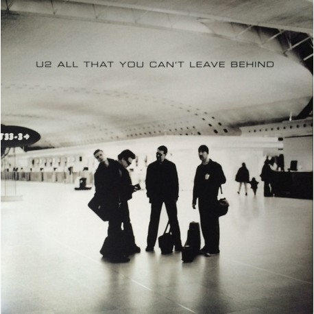 U2 – All That You Can't Leave Behind - LP Vinyl Album