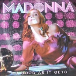Madonna ‎– As Good As It Gets - Triple LP Vinyl Album - Coloured Records - Limited Edition