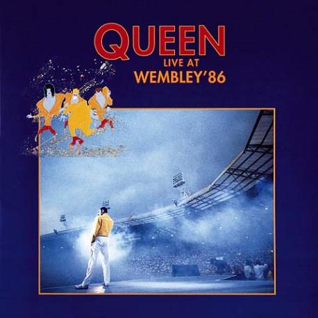 Queen – Live At Wembley '86 - Double LP Vinyl Album