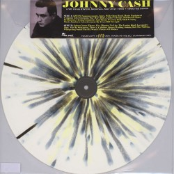 Johnny Cash ‎– Live From KWEM, Memphis, May 21st 1955 - LP Vinyl Album Splatter - Limited Edition
