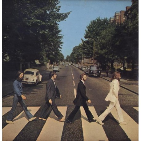 The Beatles – Abbey Road - LP Vinyl Album