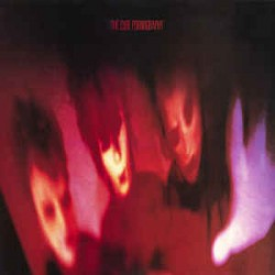 The Cure ‎– Pornography - LP Vinyl Album