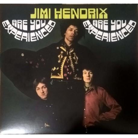 The Jimi Hendrix Experience – Are You Experienced - LP Vinyl Album