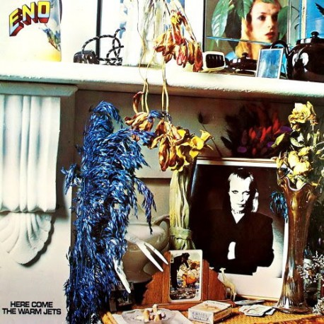 Brian Eno - Here Come The Warm Jets - LP Vinyl Album