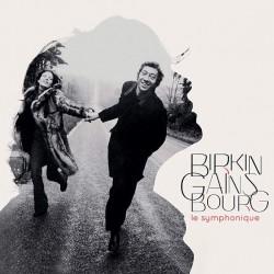 Jane Birkin - Birkin Gainsbourg - Le Symphonique - Double LP Vinyl Album