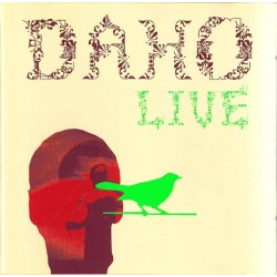 Etienne Daho ‎– Daho Live - Double CD Live Digipack Edition