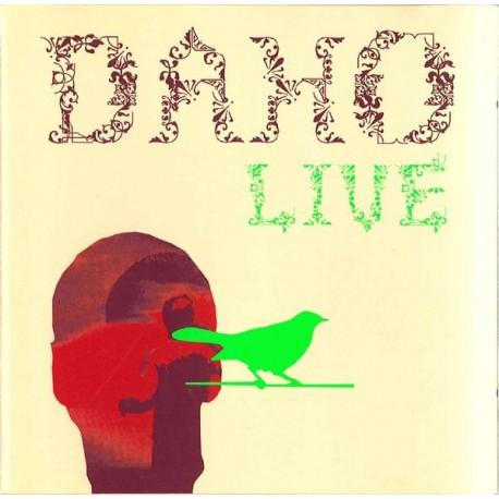 Etienne Daho – Daho Live - Double CD Live Digipack Edition