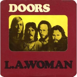 The Doors ‎– L.A. Woman - LP Vinyl Album