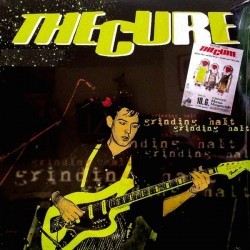 The Cure ‎– Grinding Halt - LP Vinyl Album - Coloured