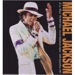 Michael Jackson – I'm Real - The Bad Tour Japan - Double LP Vinyl Album Coloured