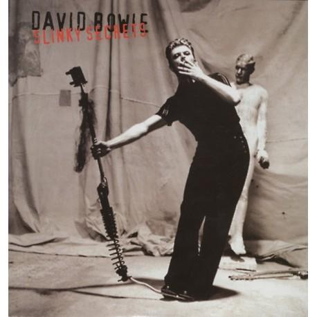 David Bowie - Slinky Secrets - Double Vinyl - Coloured Blue