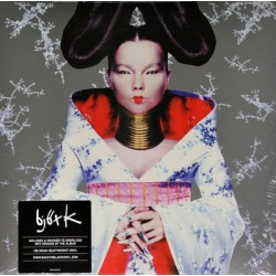 Björk ‎- Homogenic - LP Vinyl Album + MP3 Code - Edition 180 Gr.