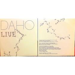 Etienne Daho – Daho Live - Double CD Live Promo Edition
