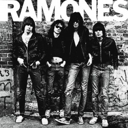 Ramones ‎– Ramones - LP Vinyl Album - Italian Press