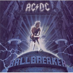 AC/DC – Ballbreaker - LP Vinyl Album